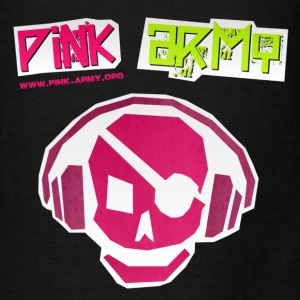 Pink Army  Bags & backpacks - Men's T-Shirt