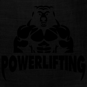 Powerlifting Women's T-Shirts - Bandana