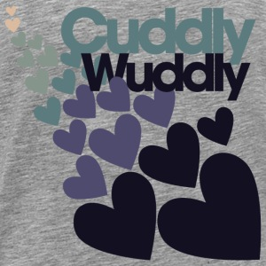 Cuddly - Men's Premium T-Shirt