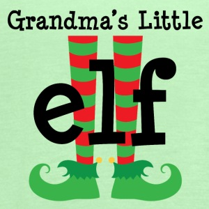 Grandchild Christmas Elf Baby & Toddler Shirts - Women's Flowy Tank Top by Bella