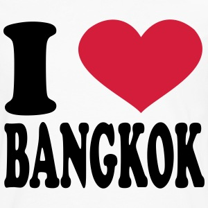 I Love Bangkok T-Shirts - Men's Premium Long Sleeve T-Shirt