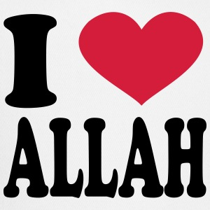 I Love Allah T-Shirts - Trucker Cap