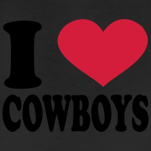 I Love Cowboys T-Shirts - Leggings