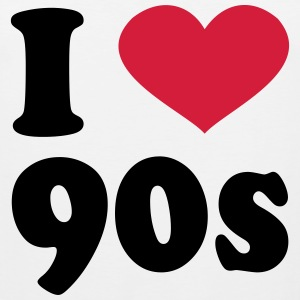 I Love 90s T-Shirts - Men's Premium Tank