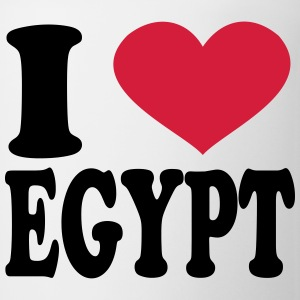 I Love Egypt T-Shirts - Coffee/Tea Mug