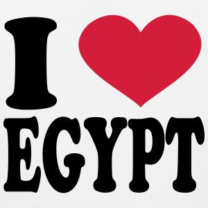 I Love Egypt T-Shirts - Men's Premium Tank