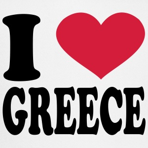 I Love Greece T-Shirts - Trucker Cap