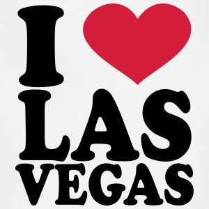 I Love Las Vegas T-Shirts - Adjustable Apron