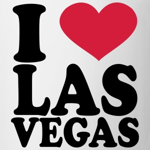 I Love Las Vegas T-Shirts - Coffee/Tea Mug
