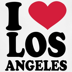 I Love Los Angeles T-Shirts - Adjustable Apron