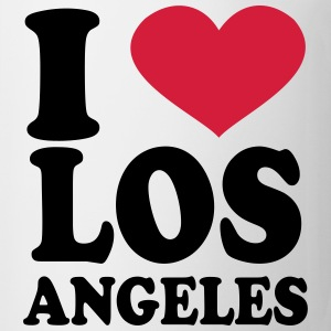 I Love Los Angeles T-Shirts - Coffee/Tea Mug