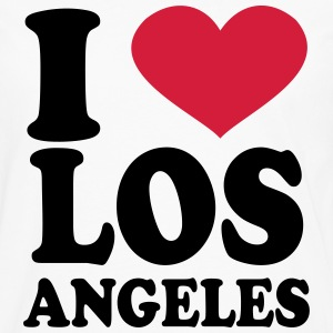 I Love Los Angeles T-Shirts - Men's Premium Long Sleeve T-Shirt