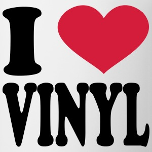 i love vinyl T-Shirts - Coffee/Tea Mug