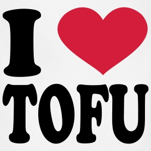 I Love Tofu T-Shirts - Adjustable Apron