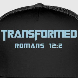 (transformedlogo) T-Shirts - Trucker Cap