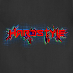 Hardstyle Refract - Men T-Shirt - Adjustable Apron