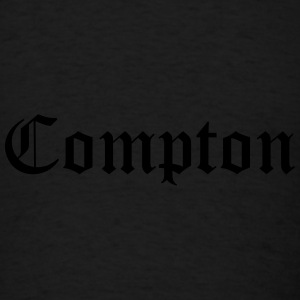 Compton Caps - Men's T-Shirt