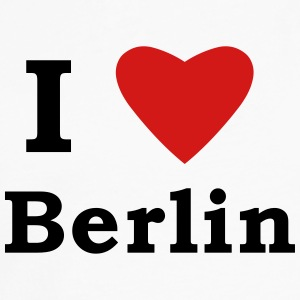I Heart Berlin Women's T-Shirts - Men's Premium Long Sleeve T-Shirt
