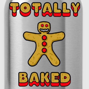 Totally Baked Women's T-Shirts - Water Bottle