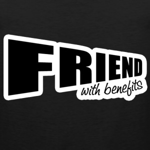Friend With Benefits T-Shirts - Men's Premium Tank