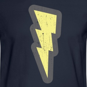 Lighting Bolt T-Shirts - Men's Long Sleeve T-Shirt