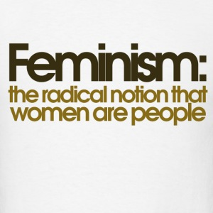 Feminism Defined - Men's T-Shirt