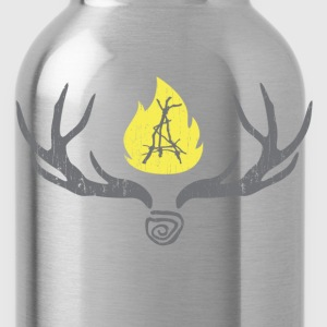 TDfinalgrey T-Shirts - Water Bottle