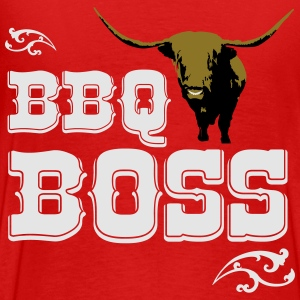 BBQ Boss Hoodies - Men's Premium T-Shirt