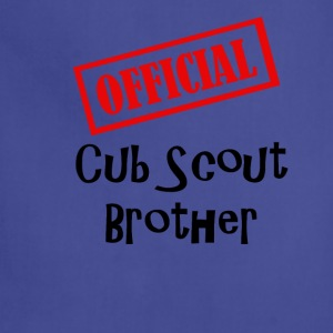 Official Cub Scout Brother Shirt - Adjustable Apron