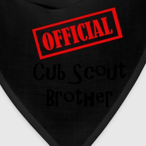 Official Cub Scout Brother Shirt - Bandana