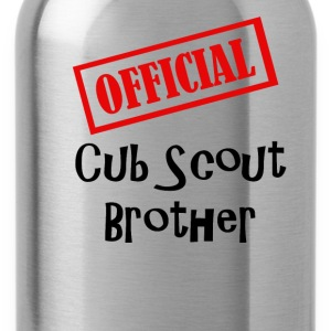 Official Cub Scout Brother Shirt - Water Bottle