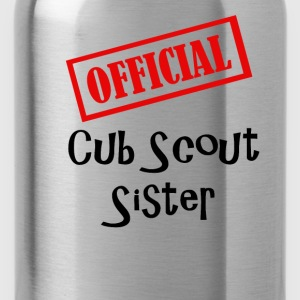 Official Cub Scout Brother Sibling Shirt - Water Bottle