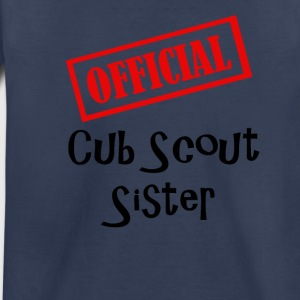 Official Cub Scout Brother Sibling Shirt - Toddler Premium T-Shirt