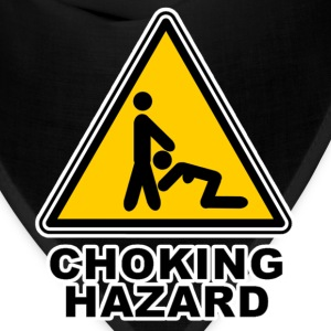 Choking Hazard T-Shirts - Bandana