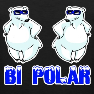 Bi Polar T-Shirts - Men's Premium Tank