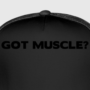 got muscle Men - Trucker Cap