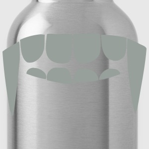 Fangs of a vampire Hoodies - Water Bottle