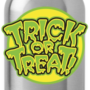 HHalloween Trick or Treat - Water Bottle