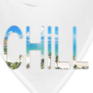 Chill Beach T-Shirts - Bandana