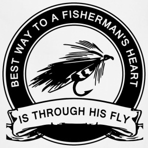 Fly Fishing Humor T-Shirts - Adjustable Apron