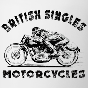 british motorcycles T-Shirts - Coffee/Tea Mug