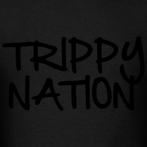 Trippy Nation - Men's T-Shirt
