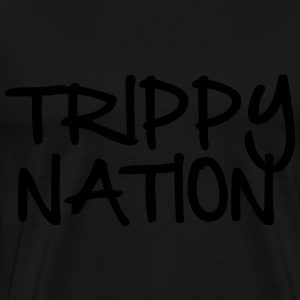 Trippy Nation - Men's Premium T-Shirt
