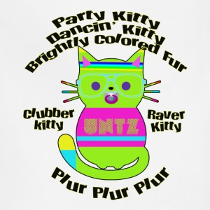 Raver Kitty Tanks - Adjustable Apron