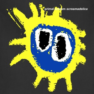 Primal Screamadelica Scream - Adjustable Apron