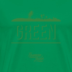Green_tshirt-01.png Hoodies - Men's Premium T-Shirt