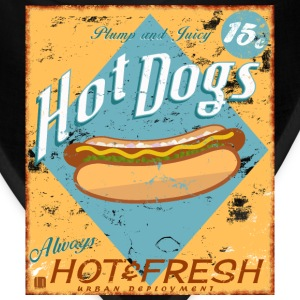 Vintage Hot Dog Diner Sign - Bandana