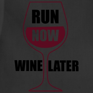 Run Now Wine Later Tanks - Adjustable Apron