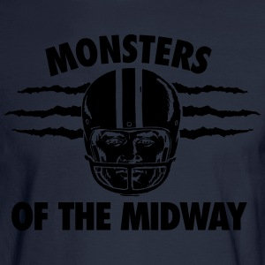 Monsters of the Midway T-Shirts - Men's Long Sleeve T-Shirt