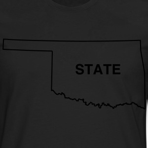 Oklahoma State - Men's Premium Long Sleeve T-Shirt